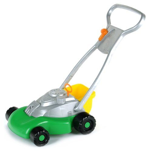 Klein Lawnmower With basket Push Along Kids Child Garden Outdoor Toy