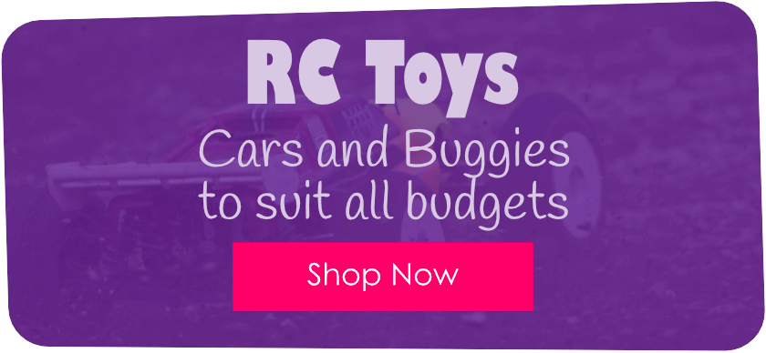 RC Toys - Shop Now