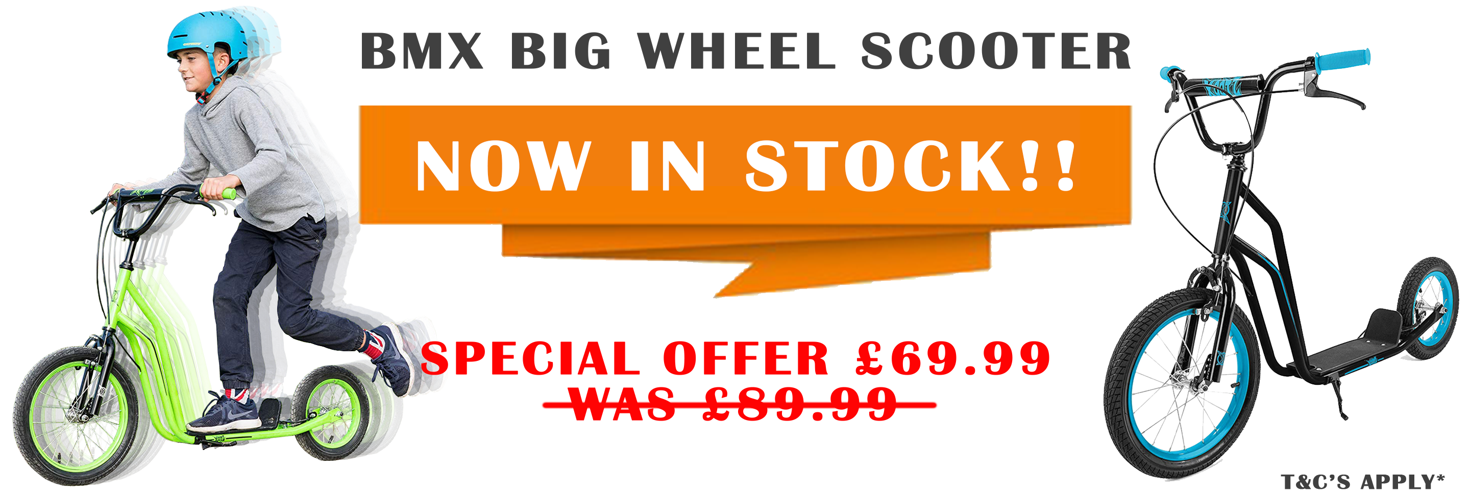 Latest 2020 Pre order now bmx big wheel scooter